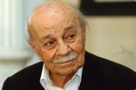 El escritor argentino Ernesto Sábato
