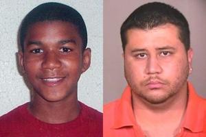 Trayvon Martin y George Zimmerman