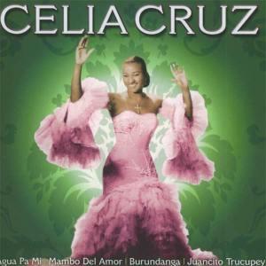 Celia Cruz pertenece a la cultura cubana