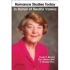 Libro en honor de Beatriz Varela