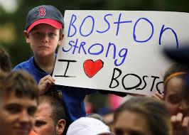Boston y la naciòn se fortalecen en la tragedia