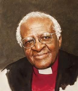 Desmond Tutu Premio Nobel de la Paz 1984