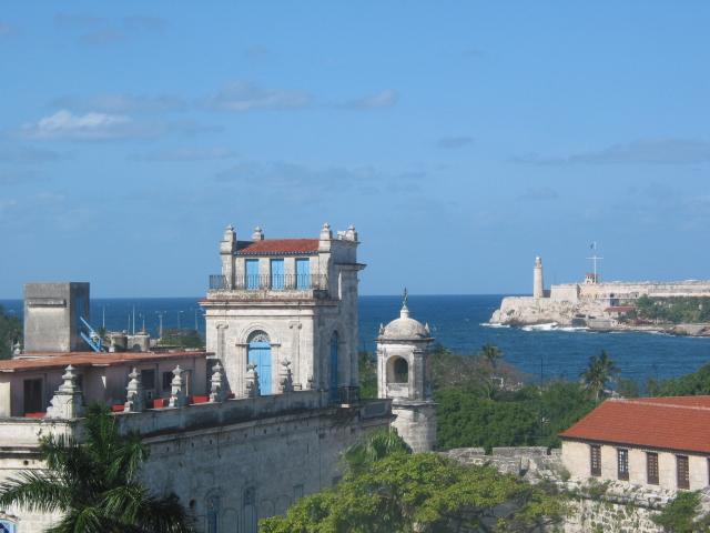 Vista de El Morro