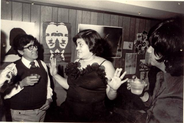 Pura del Prado, Rockville, Md. 1974