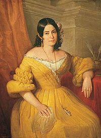 Gertrudis Gómez d Avelllanida (1814'1873)