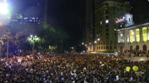 Las protestas en Brasil han sorprendido a muchos
