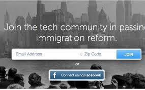 La comunidad tecnológica se ha sumado al reclamo de una reforma migratoria