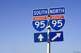 Señales en la Ruta 95