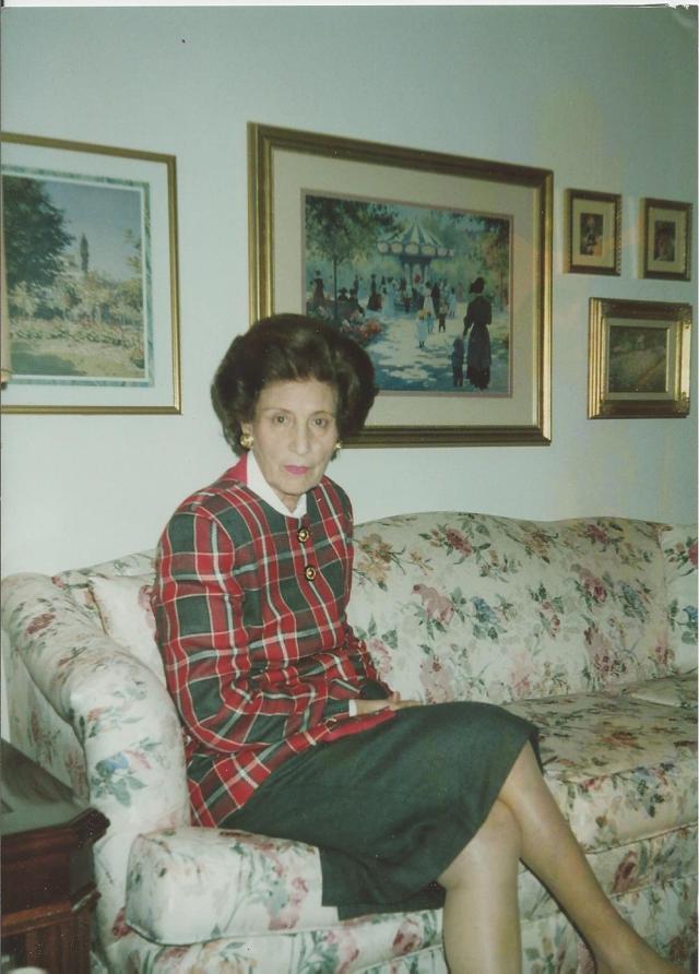 Uva Hernández-Catá 1913-1997