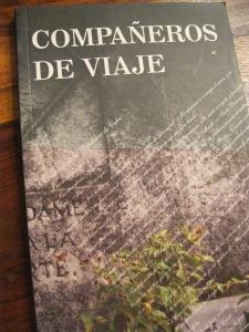 """Portada del epistolario """"Compañeros de viaje"""""""