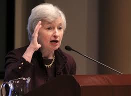 Janet Yellen, la primera  mujer al frente de la Reserva Federal en Estados Unidos