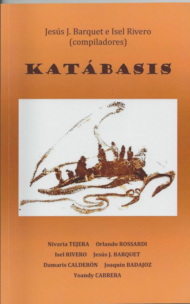 "Portada de ""Katábasis"""
