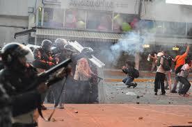 Fue uno de los primeros en pronunciarse contra la violencia en Venezuela