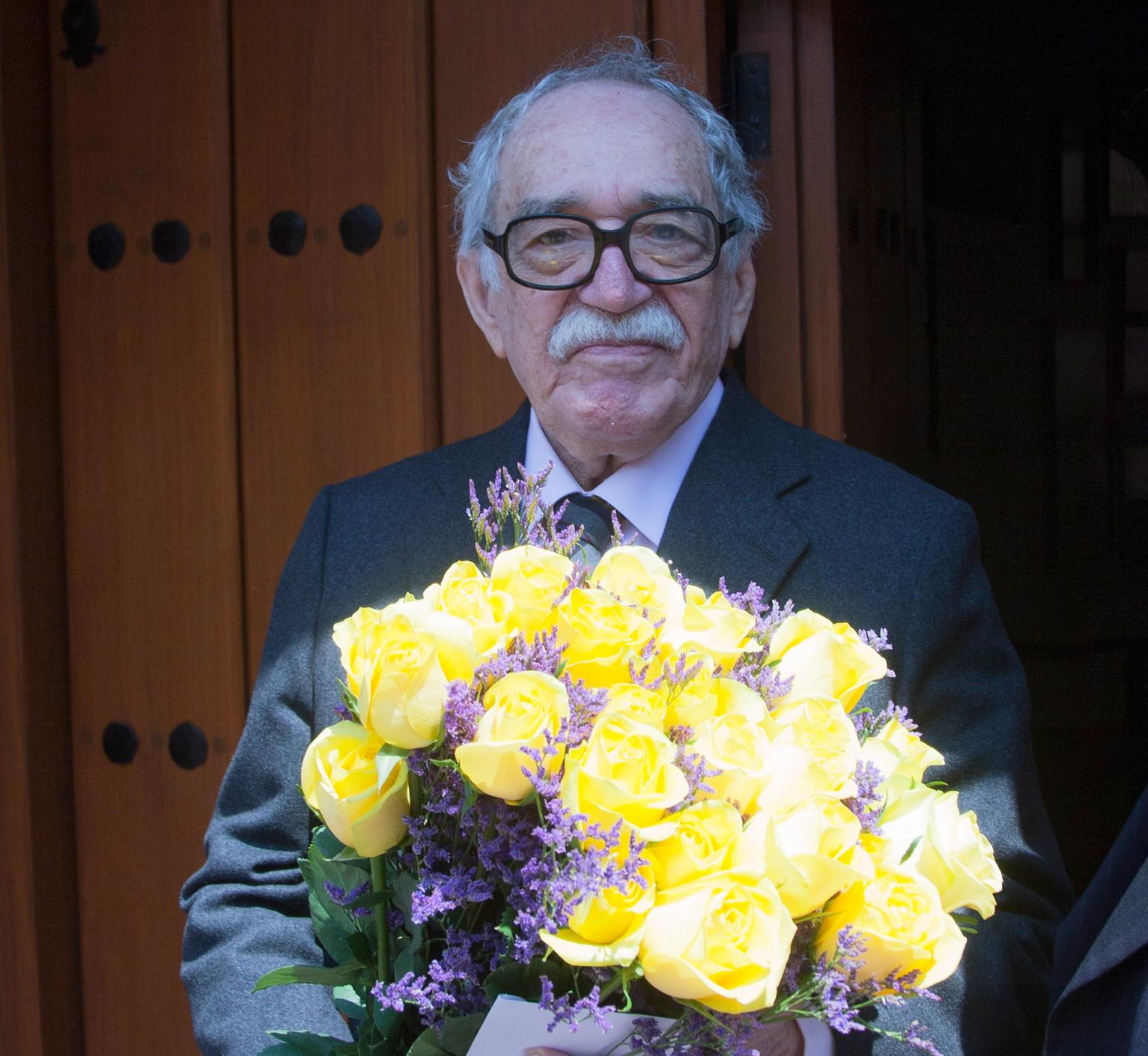 Garcia Marquez Joven Gabriel Garcia Marquez en su
