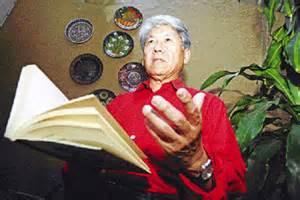 Pedro Shimose, poeta boliviano, animador de la obra de Baquero