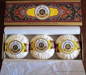 Los jabones de Roger & Gallet, preferidos por mi abuela