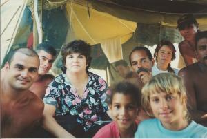 Nunca he olvidado a los refugiados que conocí en mi viaje de dos días a la base de Guantánamo en Octubre de 1994