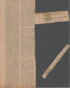 Artículo del Dr. Juan Fonseca
