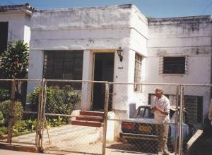La Casa del Reparto La Sierra en 1999