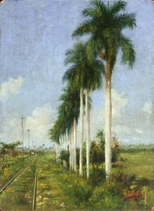 Extrañé el campo cubano