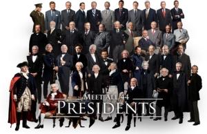Los 44 Presidentes de Estados Unidos
