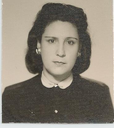 Uva Hernández-Catá. La Habana. 1953