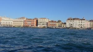 Llegar a Venecia es una experiencia inolvidable