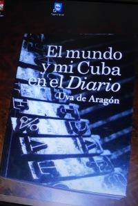 Mi primer libro publicado en Cuba