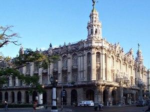 Los cubanos de hoy le contarán a sus hijos y nietos el día que el Presidente Obama dio un discurso en el Gran Teatro de La Habana