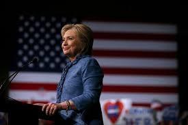 Creo que Hillary Clinton sera electa presidente de Estados Unidos en Noviembre