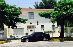 Nuestra antigua casa en la Calle 42 # 115 en Miramar