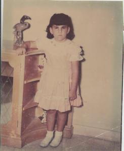 El alma de la niña que fui vive aún en el reino de su infancia