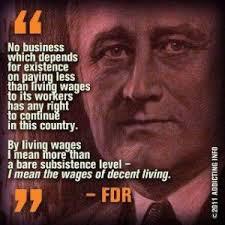 """Franklin Delano Roosvelt cambió al Partido Demócrata y a los Estados Unidos con la política del """"New Deal"""""""
