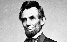 Abraham Lincoln fue el primer president del Partido Republicano