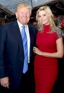 Algunos piensan que Ivanka Trump hará el papel de Primera Dama